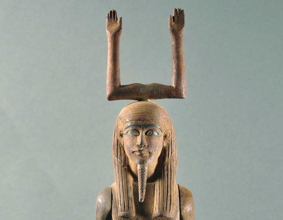 """Душа  - """"Ка"""" верование в древнем Египте."""