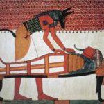 Описание божества в Египте — Анубис бог чего?
