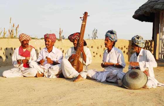 Музыка Индии - основные черты и особенности.