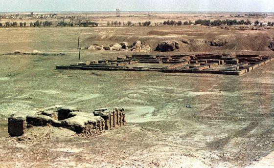 Город Ур - древнейший город.
