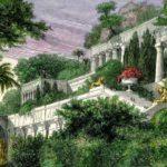 Висячие сады Семирамиды что нам известно о них