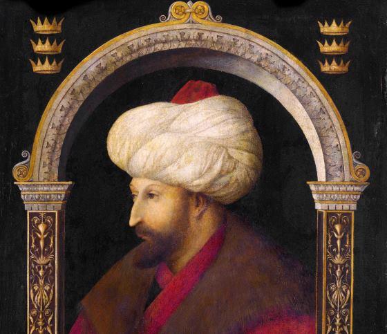 Мехмеде II - османская империя.