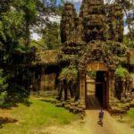 Достопримечательности Камбоджи — плавучая деревня