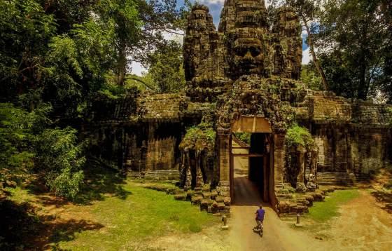 Достопримечательности Камбоджи с описаниями.