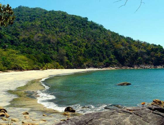 Остров Чанг и его красивые берега и пляжи.