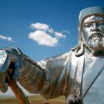 Смерть Чингисхана и первые походы его наследников