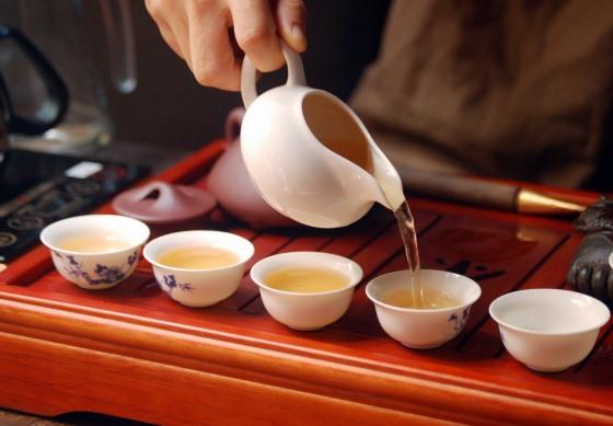 Китайское чаепитие и его отличительные черты.