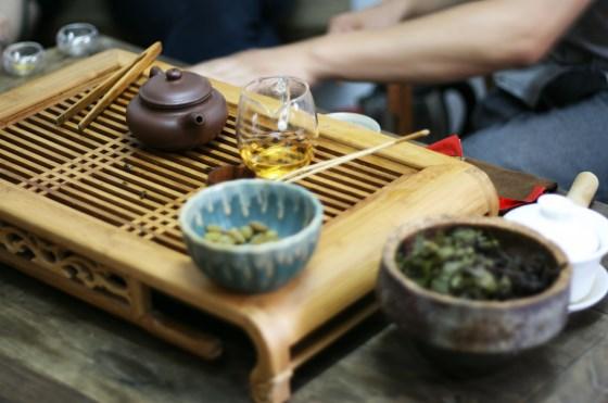 Основы китайского чаепития и культура обряда.