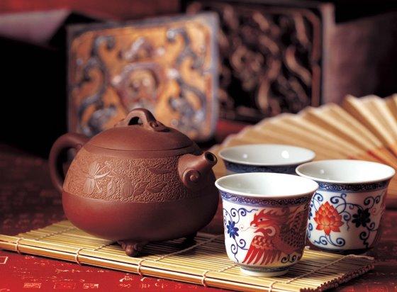 Обряд чаепития в Китае и его правила.