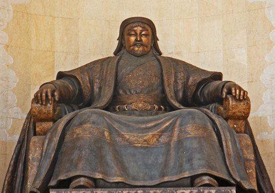 Биография Чингисхана его ранние годы и начало правления.