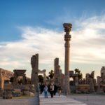Персеполь — столица древней Персии основана Дарием I