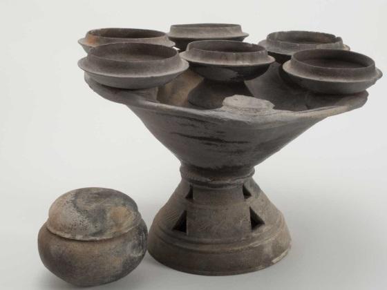 Посуда периода Кофун