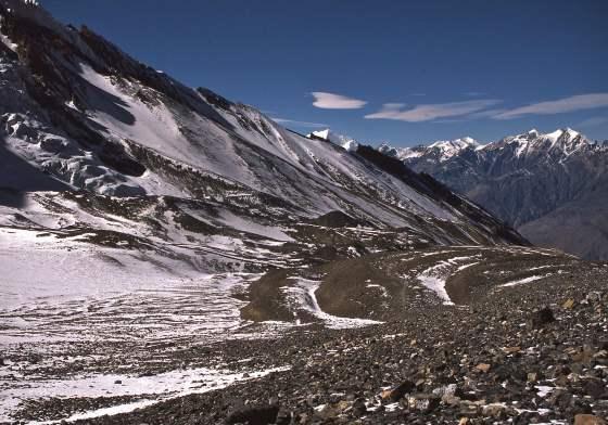 Торонг-Ла перевал в горах  Дамодар-Гимал.