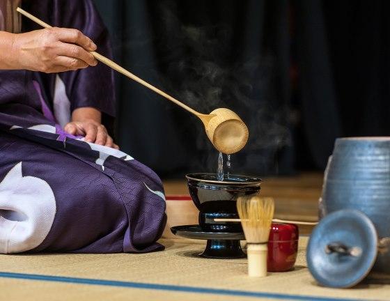 Японская чайная церемония и ее компоненты.