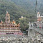 Индийский город Ришикеш. Искусство быть счастливым