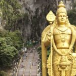 Пещеры Бату — уникальные индуистские храмы Малайзии
