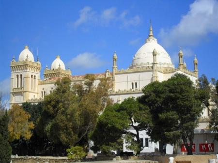 Базилика Сен-Луи - Тунис