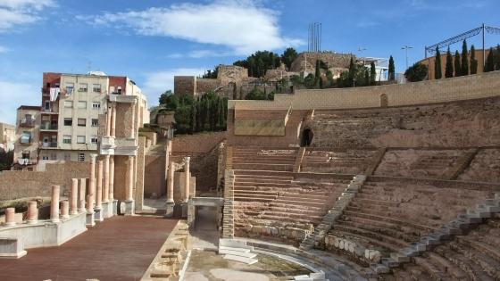 Амфитеатр - кто разрушил Карфаген