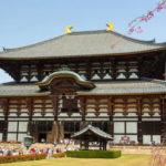 Храм Тодай-дзи – величайшая святыня города Нара!