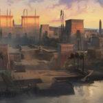 Легендарный Мемфис — столица древнего Египта